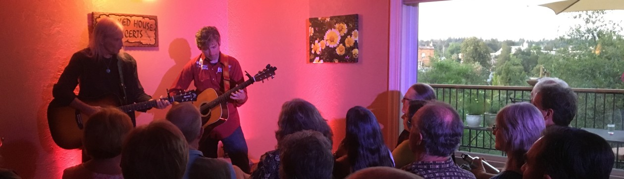 Crooked House Concerts